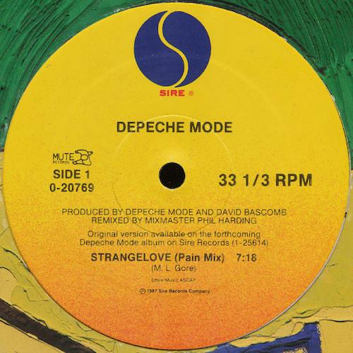 Depeche Mode – Strangelove – A