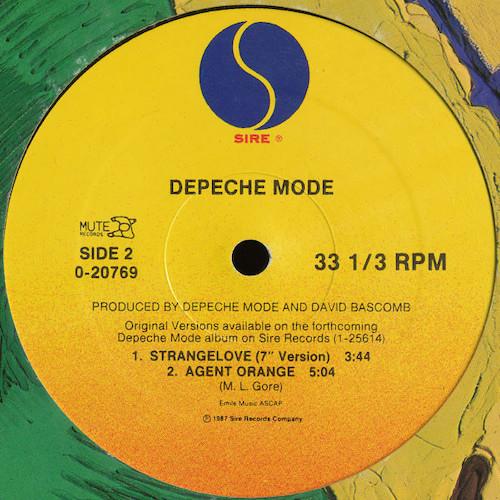 Depeche Mode – Strangelove – B