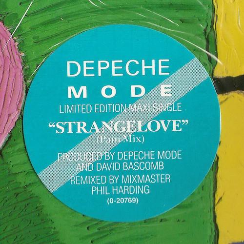 Depeche Mode – Strangelove – Back