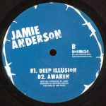 Jamie Anderson – Time Is Now EP – Front