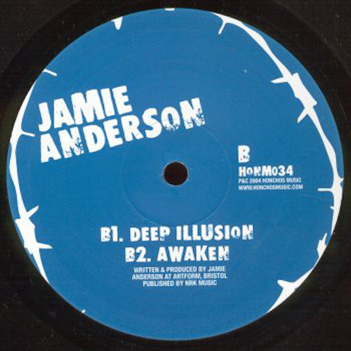 Jamie Anderson – Time Is Now EP – B