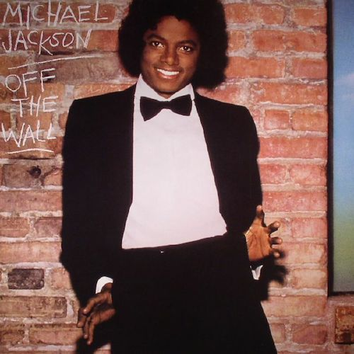 Michael Jackson – Off The Wall – Front