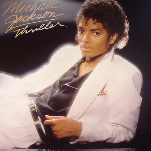 Michael Jackson – Thriller – Front