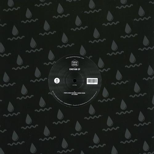 Purple Disco Machine – Emotion EP – B
