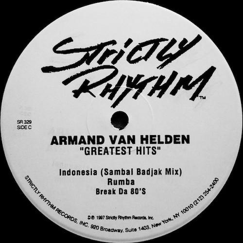 Armand Van Helden – Greatest Hits – C