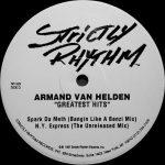 Armand Van Helden – Greatest Hits – Front