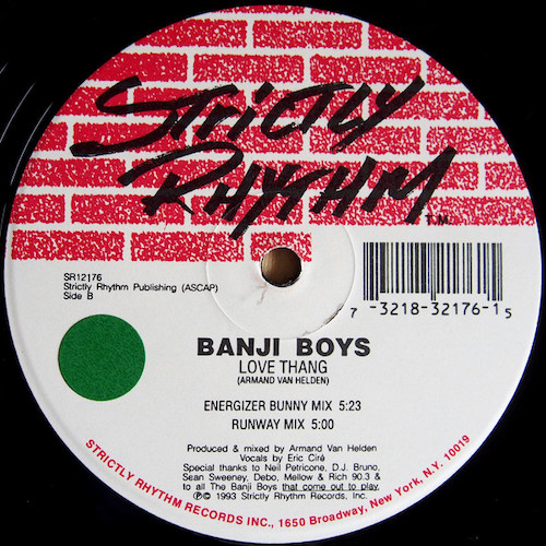 Banji Boys – Love Thang – B