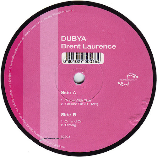 Brent-Laurence-Dubya-B