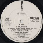 Chantay Savage – If You Believe – A