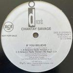 Chantay Savage – If You Believe – C