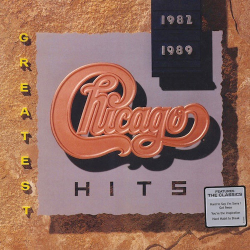 Chicago – Greatest Hits – Front