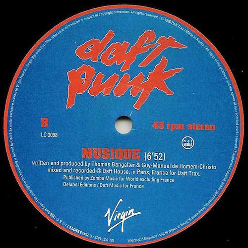 Daft Punk – Da Funk – B