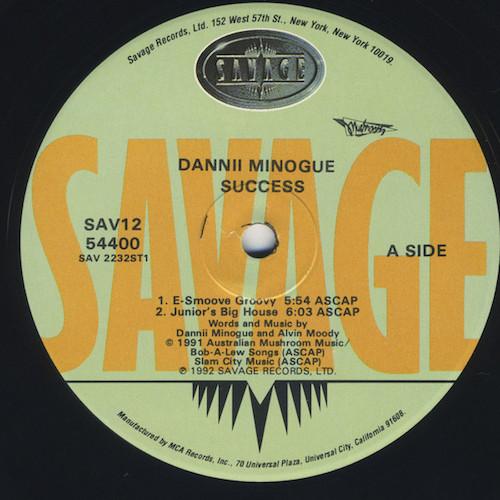 Dannii Minogue-Success-A