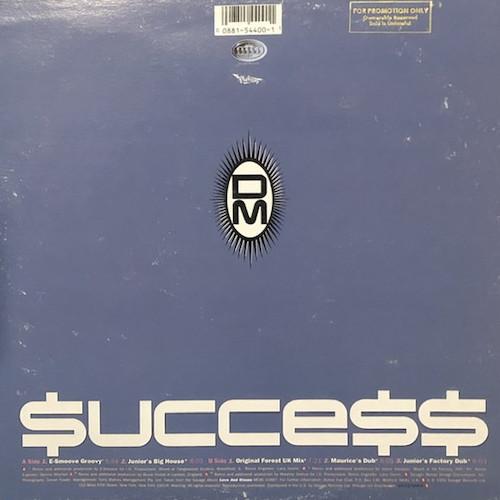 Dannii Minogue-Success-Back