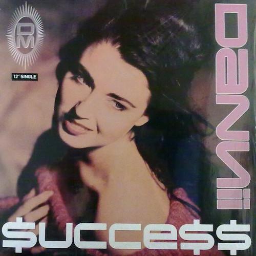 Dannii Minogue-Success-Front