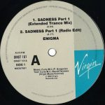 Enigma – Sadness – Front