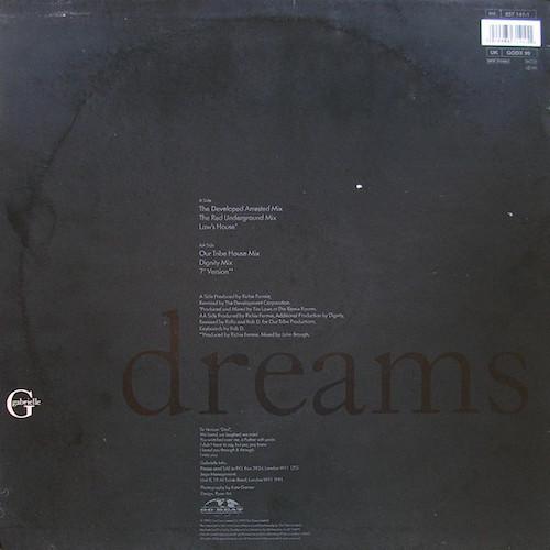 Gabrielle – Dreams – Back