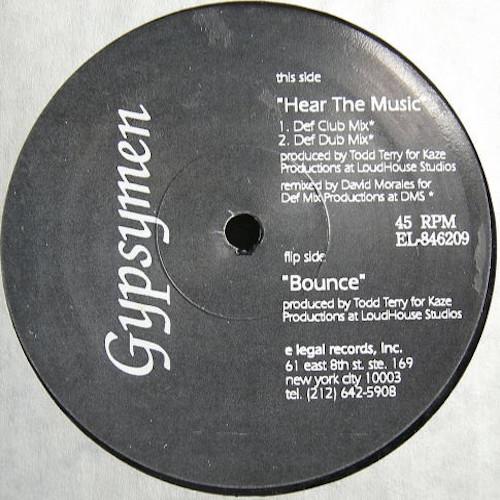 Gypsymen – Hear The Music – B