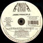 Jamie Principle – You're All I've Waited 4 – Front