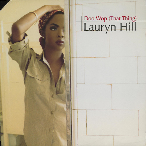 Lauryn Hill – Doo Wop (That Thing) – Front