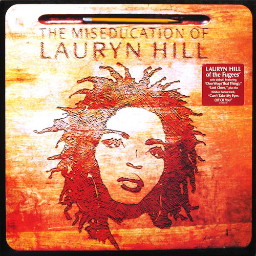Lauryn Hill – The Miseducation Of Lauryn Hill – Front