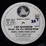 Lee Marrow – Baby I Need Your Love – Front