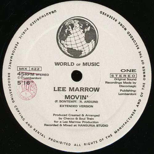 Lee-Marrow-Movin-A