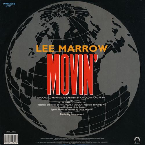 Lee-Marrow-Movin-Back