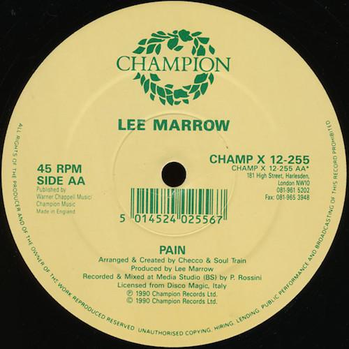 Lee-Marrow-Movin-Pain-B