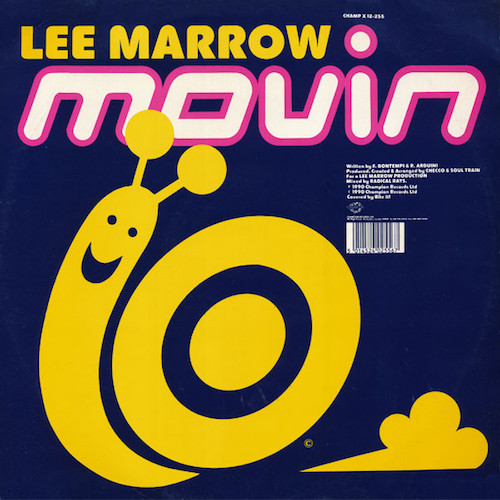 Lee-Marrow-Movin-Pain-Front