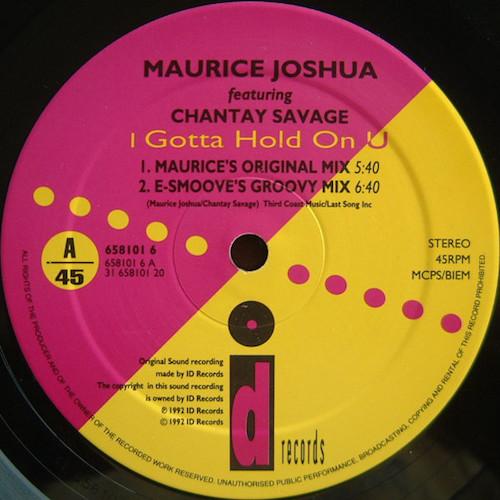 Maurice-Joshua-I-Gotta-Hold-On-U-A