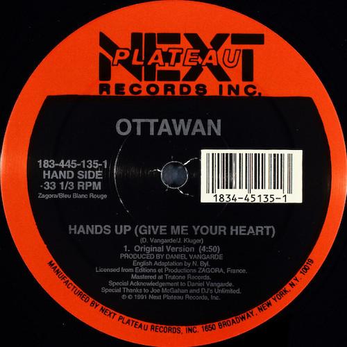 Ottawan – Hands Up – A