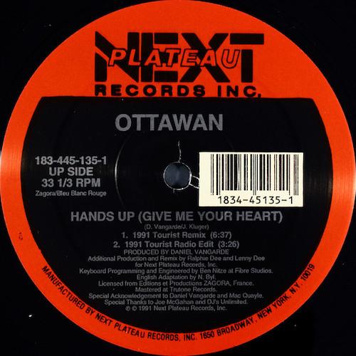 Ottawan – Hands Up – B