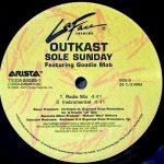 Outkast – Ms. Jackson – A