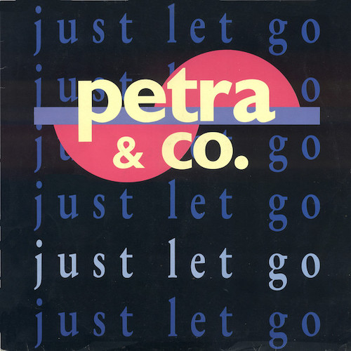 Petra & Co – Just Let Go – Front