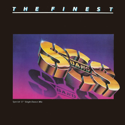 SOS Band – The Finest – Front