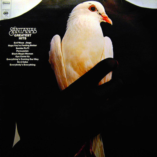 Santana – Greatest Hits – Front
