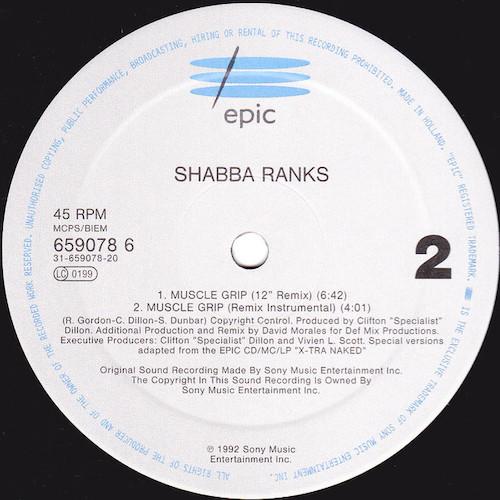 Shabba Ranks – Mr. Loverman – B