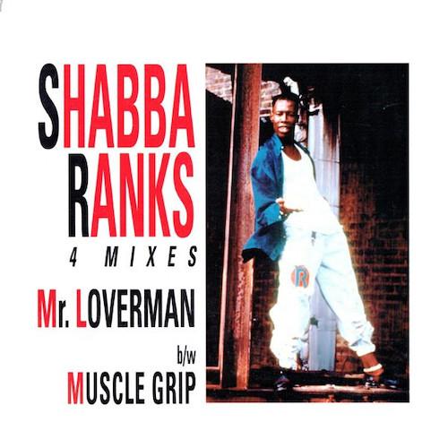 Shabba Ranks – Mr. Loverman – Front