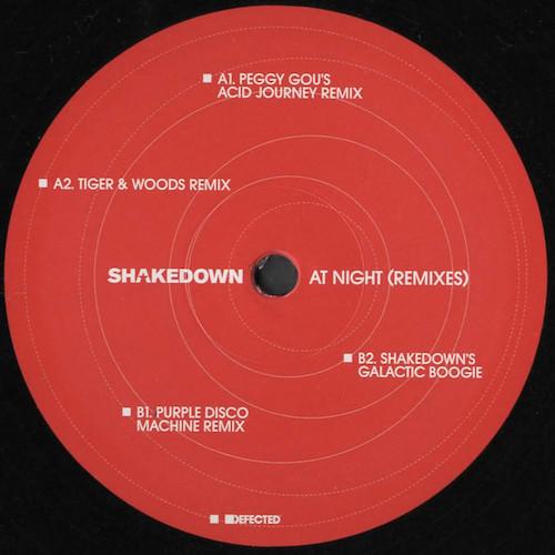 Shakedown – At Night (Remixes)- B