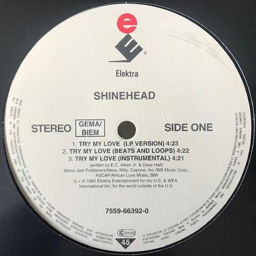 Shinehead – Try My Love – A