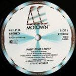 Stevie Wonder – Part Time Lover – Front