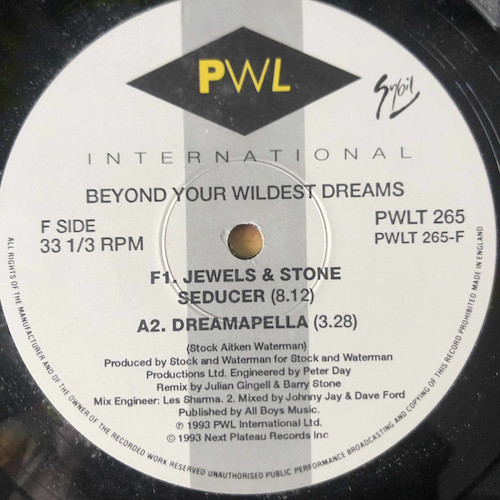 Sybil – Beyond Your Wildest Dream – A