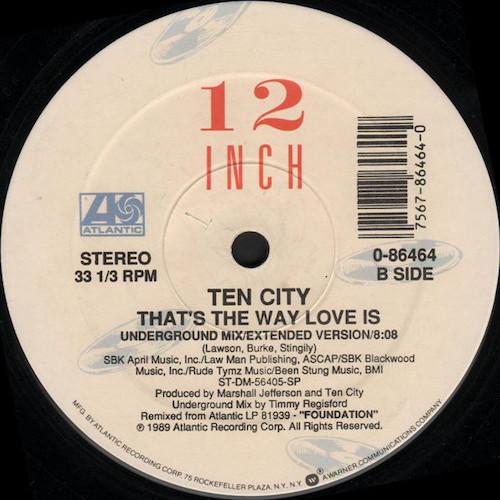 Ten-City-That's-The-Way-Love-Is-B