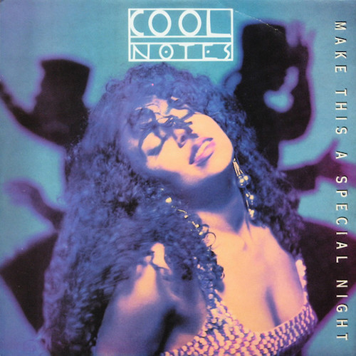 The Cool Notes – Make This A Special Night – Front