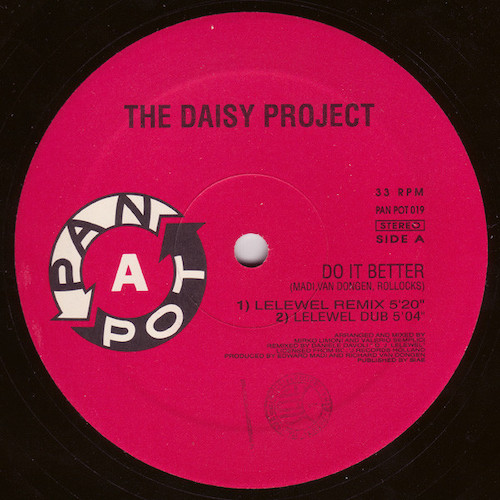 The Daisy Project – Do It Better – A