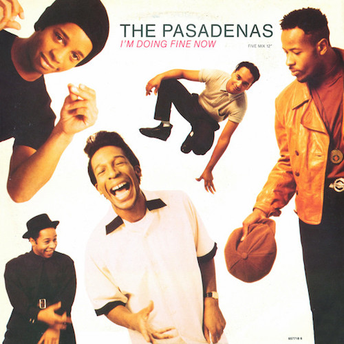 The-Pasadenas-Im-Doing-Fine-Now-Front