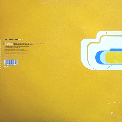 Various – Dance Train Classics 03 – Back