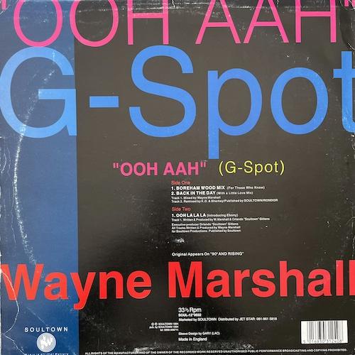Wayne Marshall – G Spot – Back