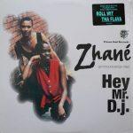 Zhane – Hey Mr. DJ – Front